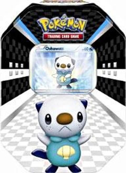 Pokemon Black & White Spring 2011 Sneak Peek Oshawott Collector Tin
