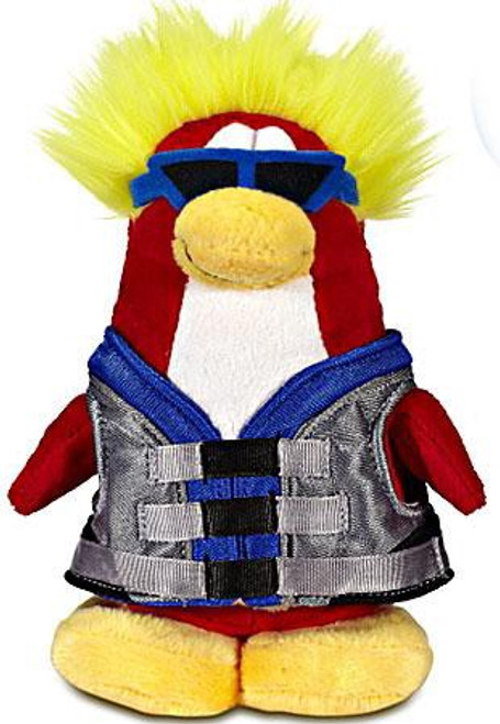 Club Penguin Series 12 Water Sport 6.5-Inch Plush Figure [Version 2]
