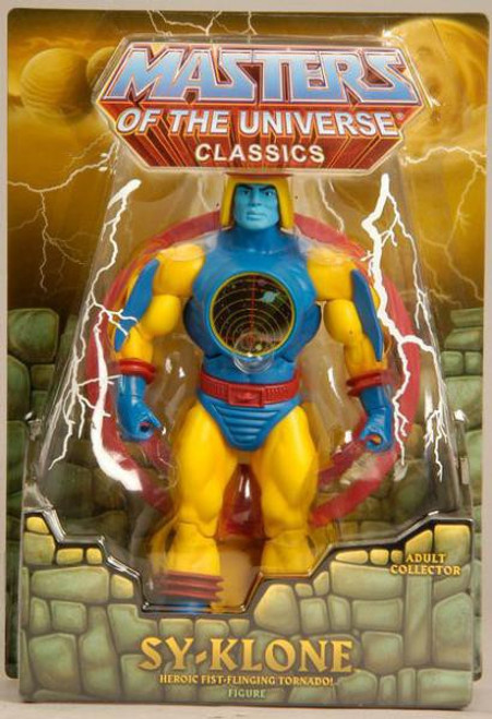 Masters of the Universe Classics Club Eternia Sy-Klone Exclusive Action Figure