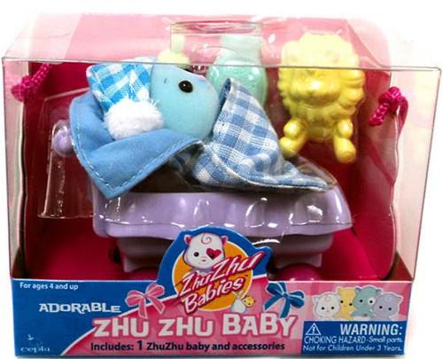 Zhu Zhu Pets Babies Gulliver Zhu Zhu Baby [Blue]
