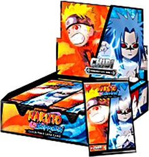 Naruto Shippuden Card Game Chibi Tournament Series 3 Booster Box
