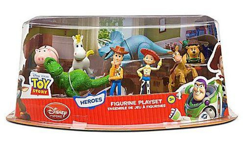 Disney Toy Story 3 Heroes Figurine Playset Exclusive