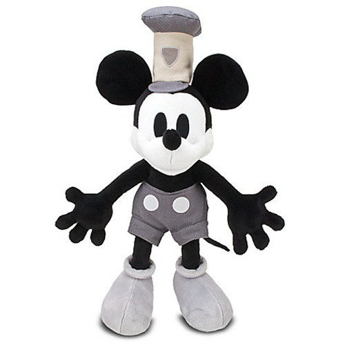 Disney Steamboat Mickey Mouse Exclusive 18-Inch Plush