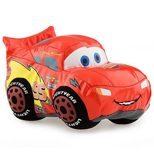 Disney Cars Plush Lightning McQueen Bean Bag Plush