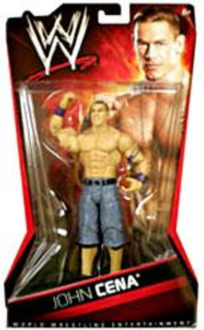WWE Wrestling Signature Series 1 John Cena Action Figure