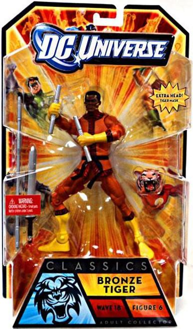 DC Universe Classics Wave 18 Bronze Tiger Action Figure #6