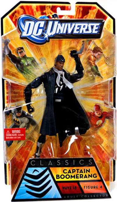 DC Universe Classics Wave 18 Captain Boomerang Action Figure #4