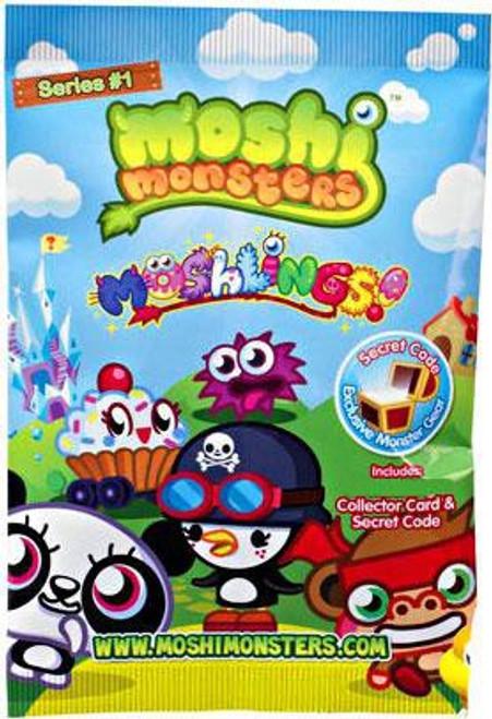Moshi Monsters Moshlings Series 1 Mini Figure 2-Pack
