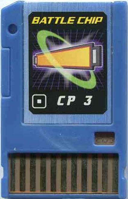 Capcom Mega Man Japanese PET #209 Battle Chip #209