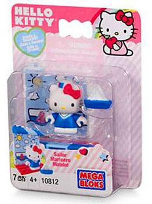 Mega Bloks Hello Kitty Create & Decorate Sailor Set #10812
