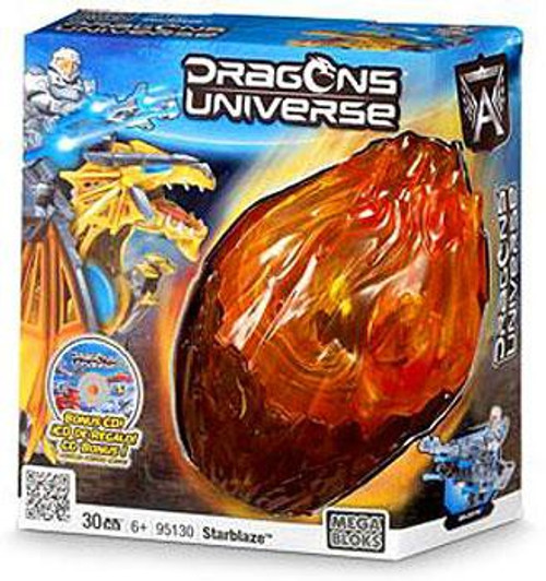 Mega Bloks Dragons Universe Starblaze Set #95130