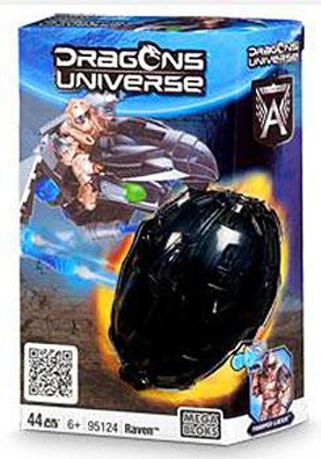 Mega Bloks Dragons Universe Raven Set #95124