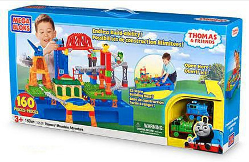 Mega Bloks Thomas & Friends Thomas Mountain Adventure Set #10536