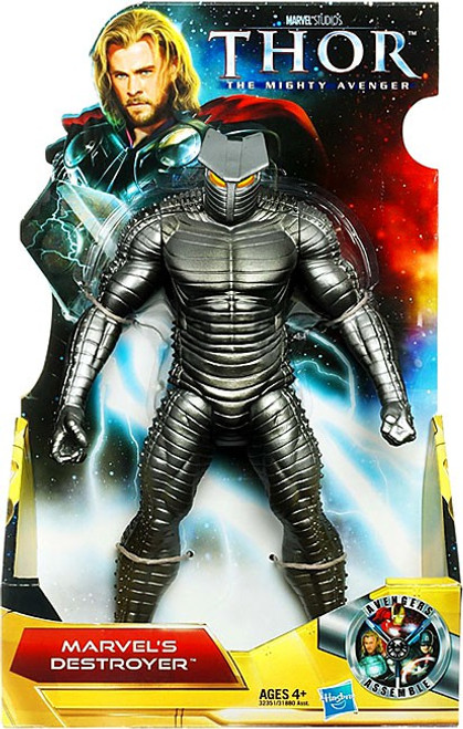 Thor The Mighty Avenger Marvel's Destroyer Action Figure