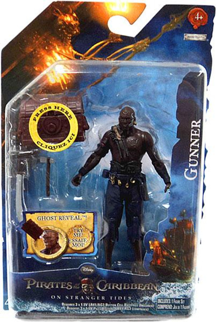 Pirates of the Caribbean On Stranger Tides Series 2 Gunner Action Figure