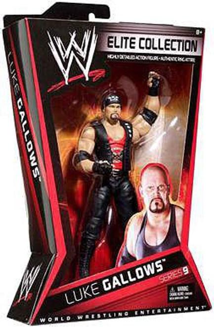 WWE Wrestling Elite Series 9 Luke Gallows Action Figure