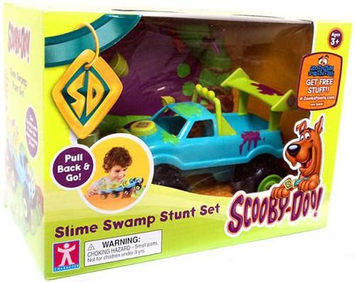 Scooby Doo Slime Swamp Stunt Set