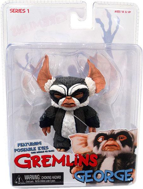 NECA Gremlins Mogwais Series 1 George Action Figure