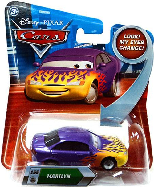 Disney Cars Lenticular Eyes Series 2 Marilyn Diecast Car