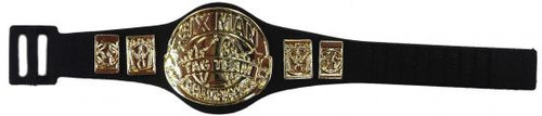 WWE Wrestling Six Man Tag Team Champions Belt Action Figure Accessory