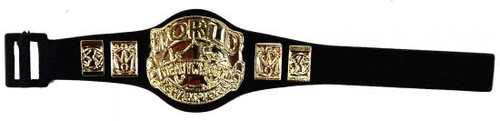 WWE Wrestling World Heavyweight Champion Belt Action Figure Accessory