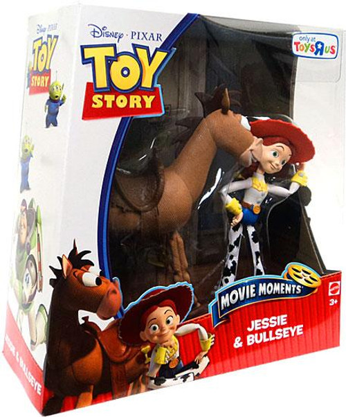 Toy Story Movie Moments Jessie & Bullseye Exclusive Action Figure 2-Pack