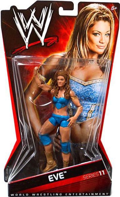 WWE Wrestling Series 11 Eve Action Figure