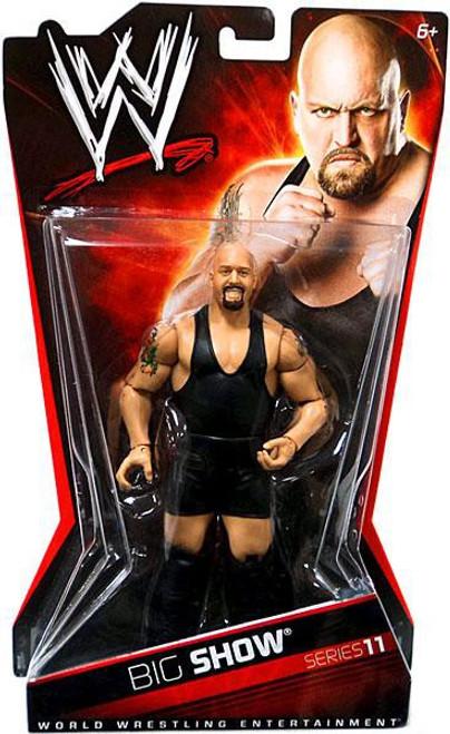 WWE Wrestling Series 11 Big Show Action Figure