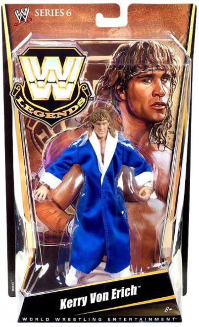WWE Wrestling Legends Series 6 Kerry Von Erich Action Figure