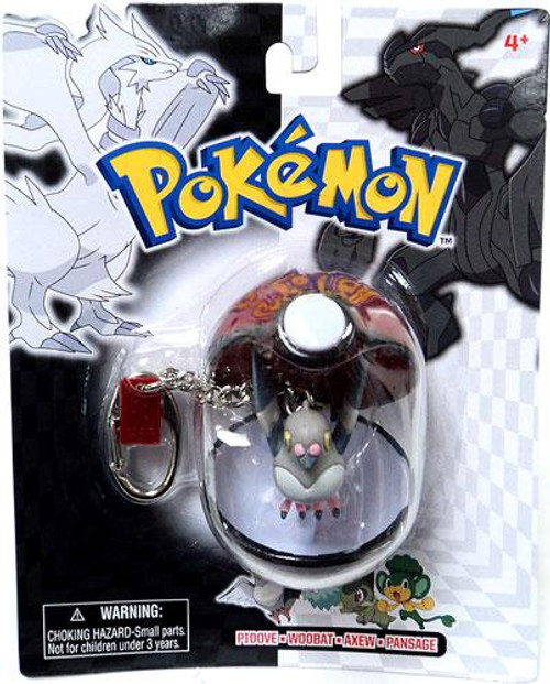 Pokemon Black & White Series 24 Pidove Keychain