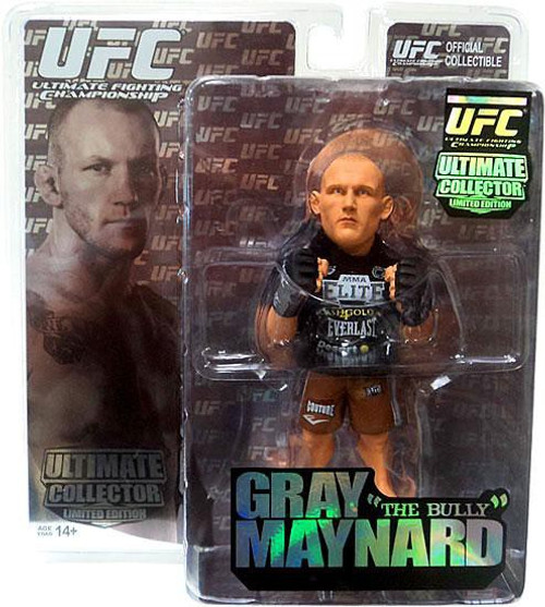 UFC Ultimate Collector Series 6 Gray Maynard Action Figure [Limited Edition]