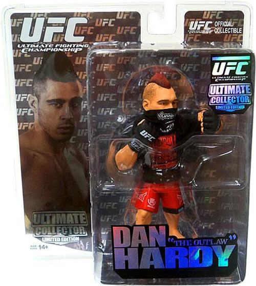 UFC Ultimate Collector Series 6 Dan Hardy Action Figure [Limited Edition]