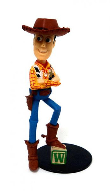 Toy Story Gashapon Woody 2.5-Inch Mini Figure