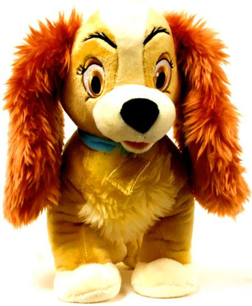Disney The Lady & The Tramp Lady Exclusive 25-Inch Plush