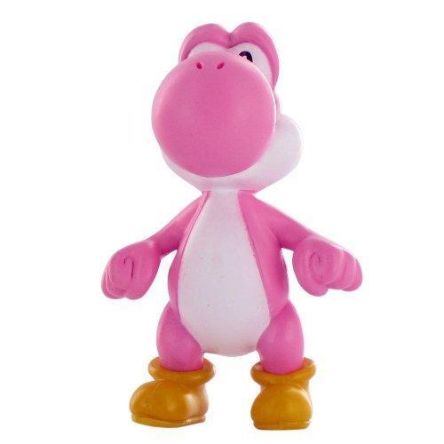 Super Mario Yoshi Mini Figure [Pink Loose]
