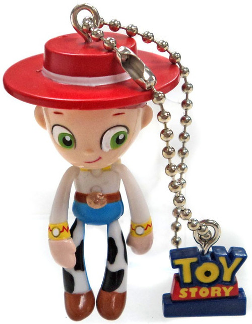 Toy Story Gashapon Jessie Swinging Figure