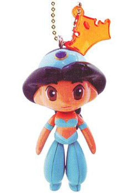 Disney Princess Gashopan Swinging Figures Jasmine Figure
