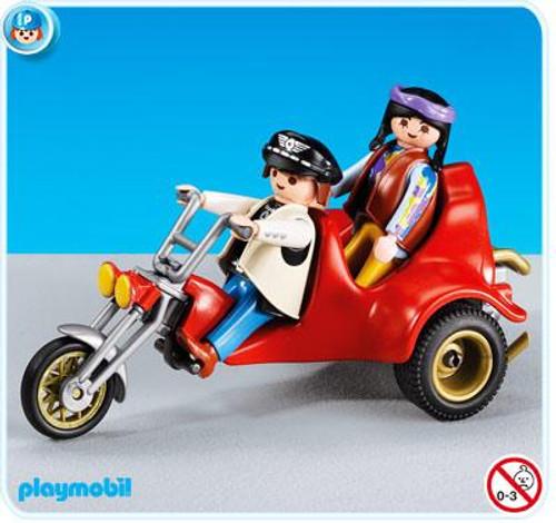 Playmobil Vacation & Leisure Trike Set #7528