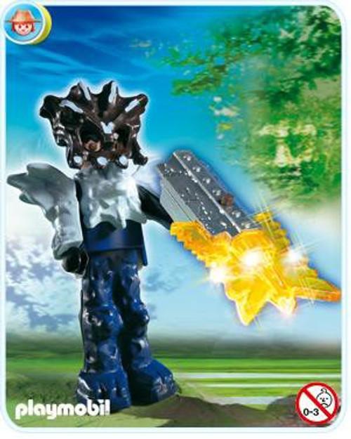 Playmobil Treasure Hunters Temple Guard with Orange Light Set #4849