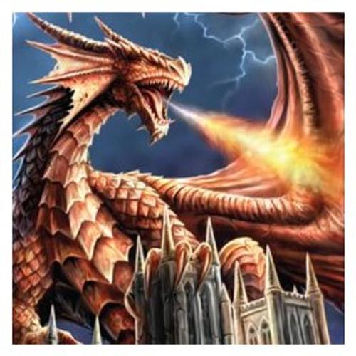 Card Supplies Deck Armor Dragon Fury Deck Box
