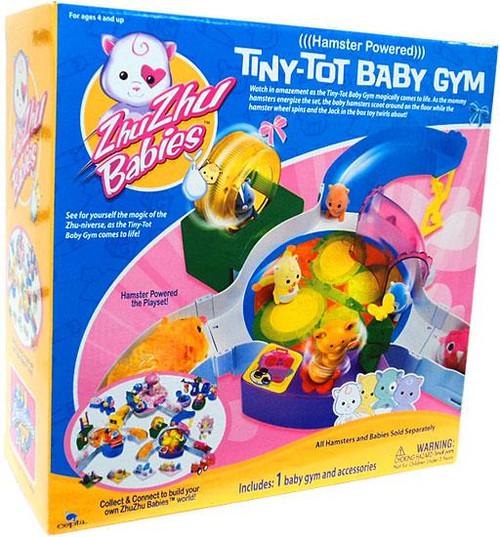 Zhu Zhu Pets Babies Tiny-Tot Baby Gym Playset