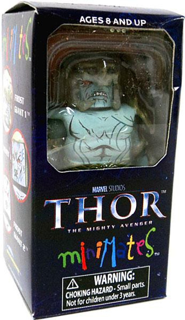 Thor The Mighty Avenger Minimates Frost Giant Minifigure