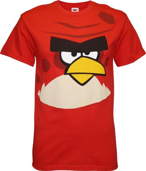 Angry Birds Big Brother T-Shirt [Adult Medium]