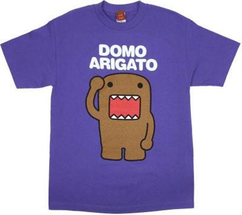Domo Arigato T-Shirt [Adult Large]