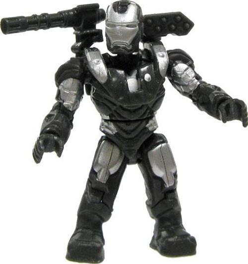Mega Bloks Marvel Series 1 War Machine Rare Minifigure [Loose]