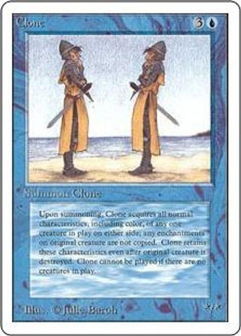 MtG Unlimited Uncommon Clone
