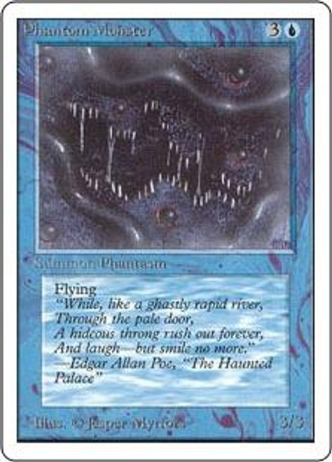 MtG Unlimited Uncommon Phantom Monster