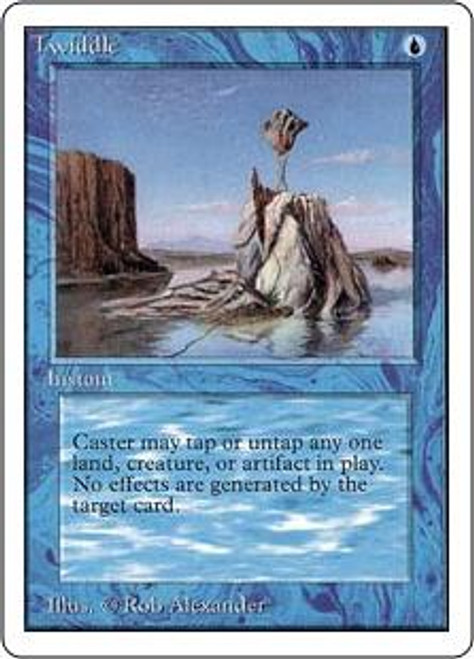 MtG Unlimited Common Twiddle