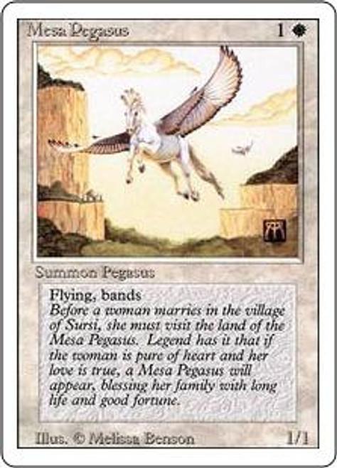 MtG Revised Common Mesa Pegasus