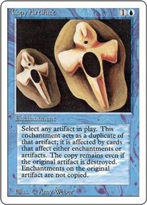 MtG Revised Rare Copy Artifact [Near Mint / Mint]